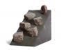 Ude på et skråplan - Hver en sten er vendt og der er nul at komme efter